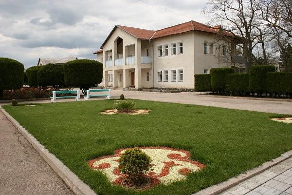 Пансионат Россия в Евпатории