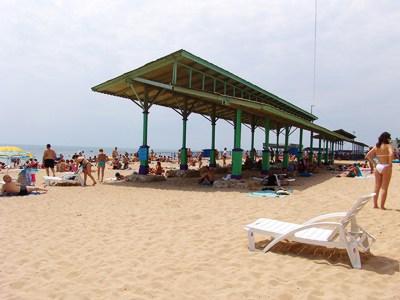 ТОК Евпатория пляж