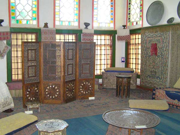 Комната наложниц в Бахчисарайском дворце